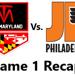 Team Maryland blanks EHL Jr. Flyers 4 – 0