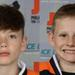 Jr. Flyers announce Squirt Spotlights for week ending October 13 featuring Evan Holl and Caleb Clough