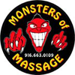 Monster of Massage logo