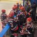 Szbenyi scores two in Pee Wee B's tie with Ducks.