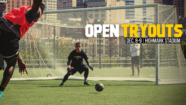 Open Tryouts set for early December