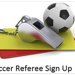 Referee Clinics