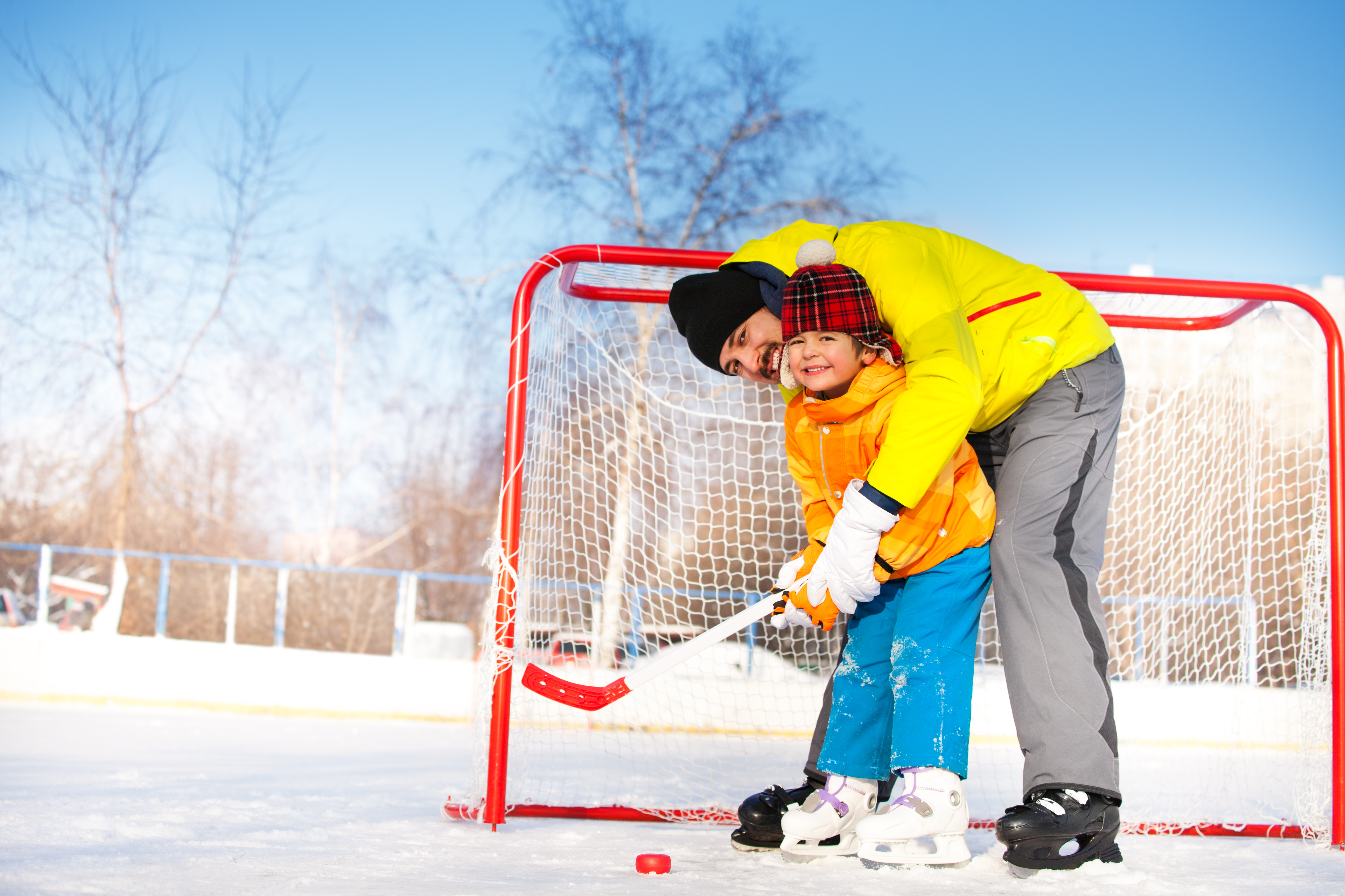 Unwritten Rules Of Hockey Parenting