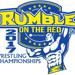 Rumble on the Red logo