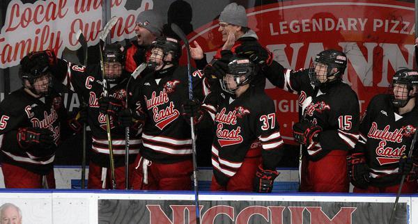 MN H.S.: Dultuh East Last Unbeaten Team Standing