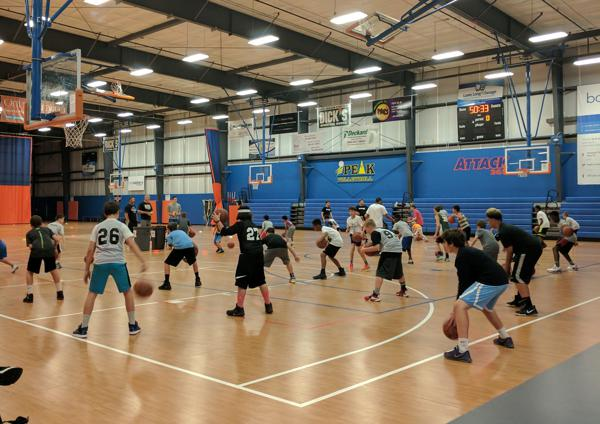 a55b4aa7898 Spring Break Basketball and Volleyball Camps