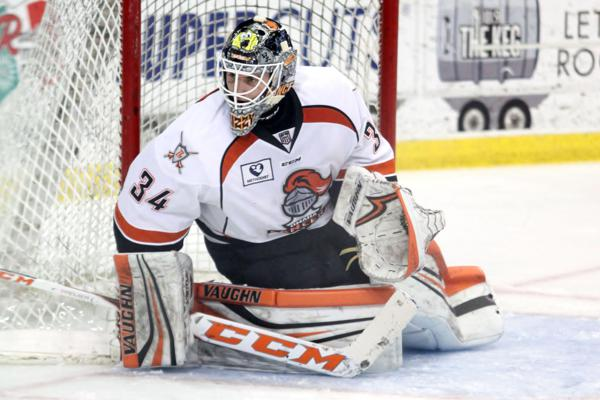 USHL: Driscoll Named USA Goalie Of The Year