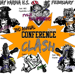conference clash poster advertisement