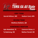 2017 TSWA 6A All State Team