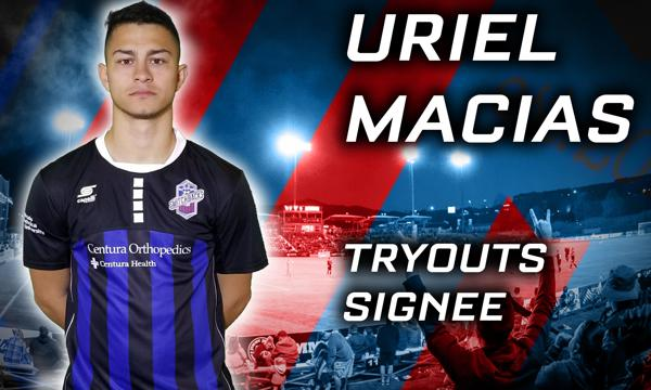 Switchbacks Sign Uriel Macias From Open Tryouts