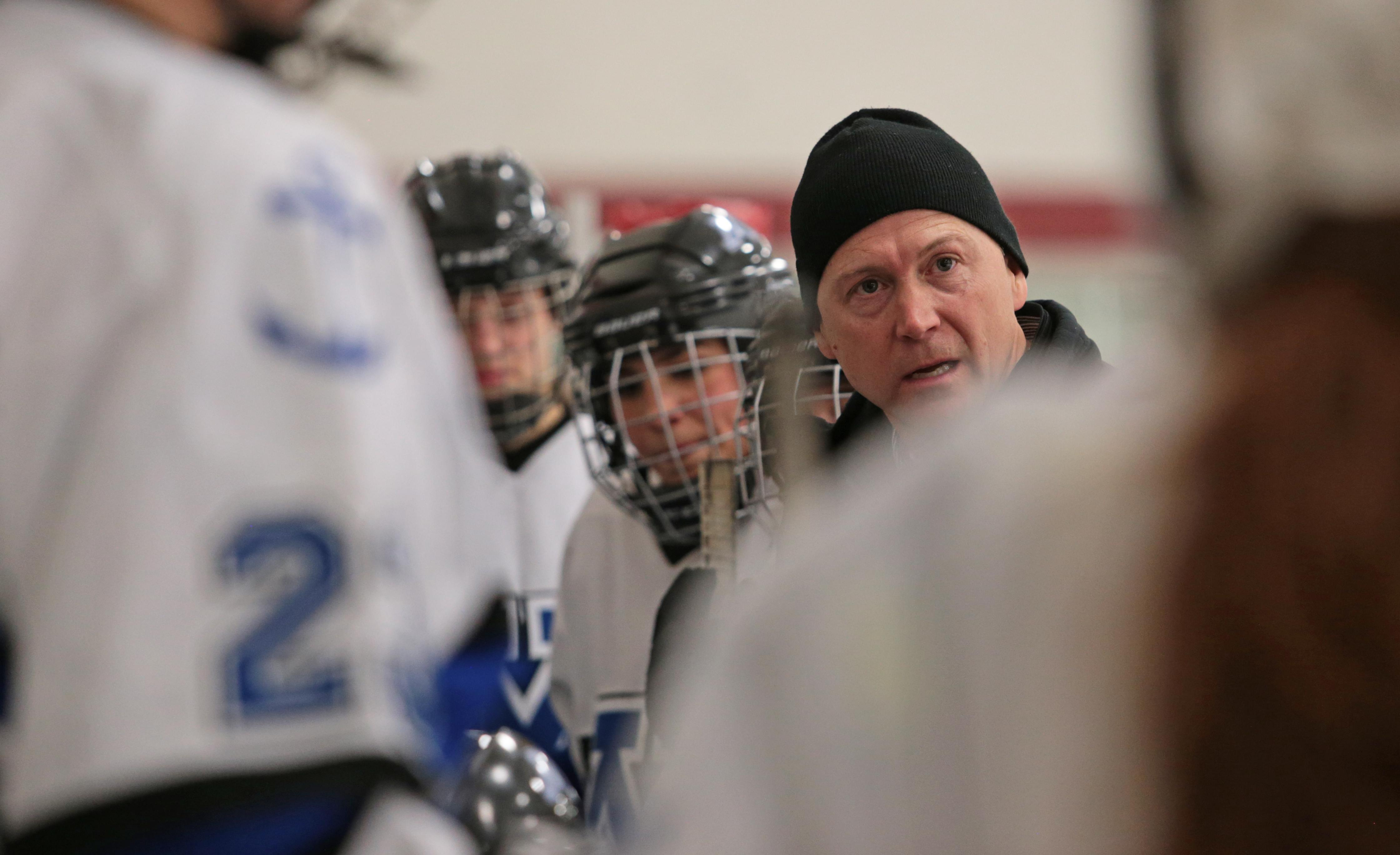 Minnetonka girls  hockey coach Johnson steps down e155680a1
