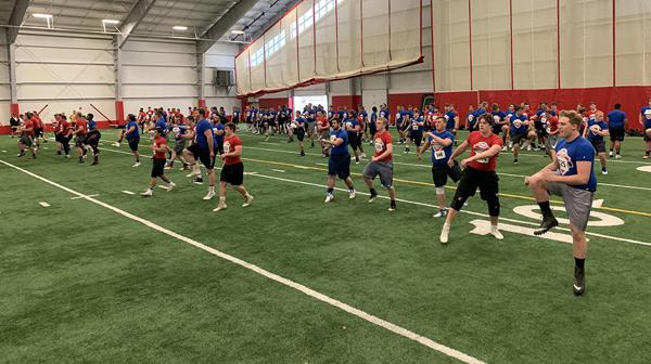 Full results, recap, and top performers from 2019 WFCA Combine