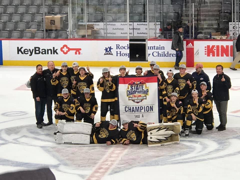 Colorado Springs Tigers Hockey