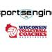 SportsEngine & WVCA logos