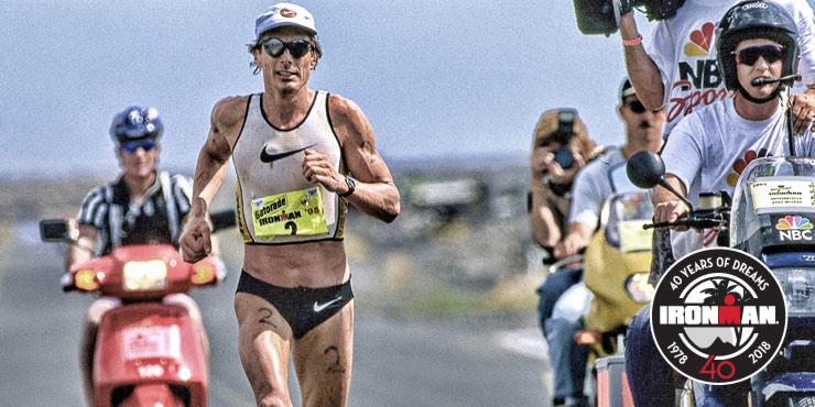 Mark Allen - The top 10 male triathletes