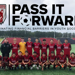 Alongside Announcement of Red Wolves Foundation & Pass It Forward Initiative