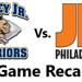 Dynan, EHL Jr. Flyers blank Valley Jr. Warriors 1 – 0