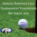 Colorado Rampage Golf Tournament Fundraiser