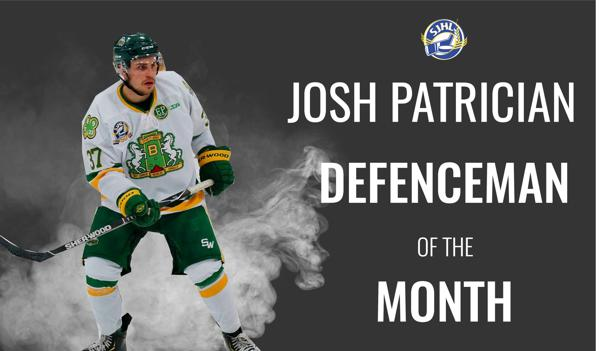 SJHL Defenseman of the Month - January 050094834