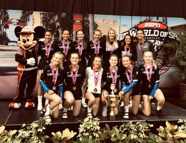aau girls volleyball nationals