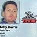 Toby Harris to coach squirt Tier II team in 2020-21 season