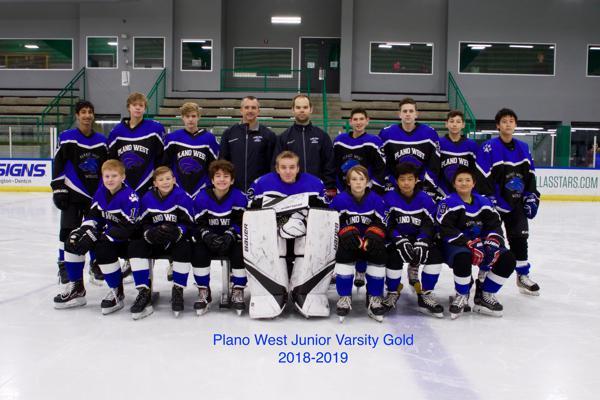 Plano West Hockey