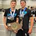 Ryder Block & Aiden Riggins - Junior Nationals Dual Team Champs