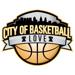 City of Basketball Love logo