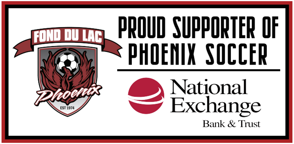 Fond du Lac Phoenix Banner with Logo
