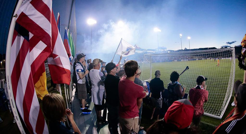Colorado Springs Pro Soccer Club Switchbacks FC