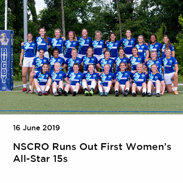 NSCRO Runs Out First Women's All-Star 15s
