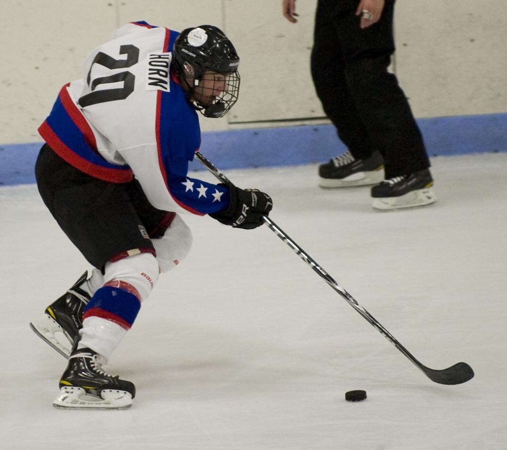 Bauer National Invitational Tournament Photos MN Boys Hockey