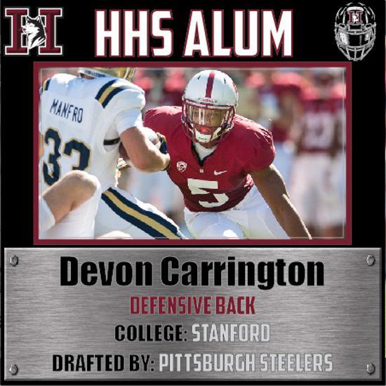 Devon Carrington