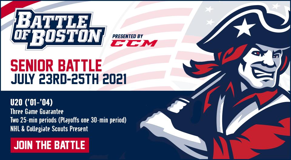 Senior Battle of Boston 2021