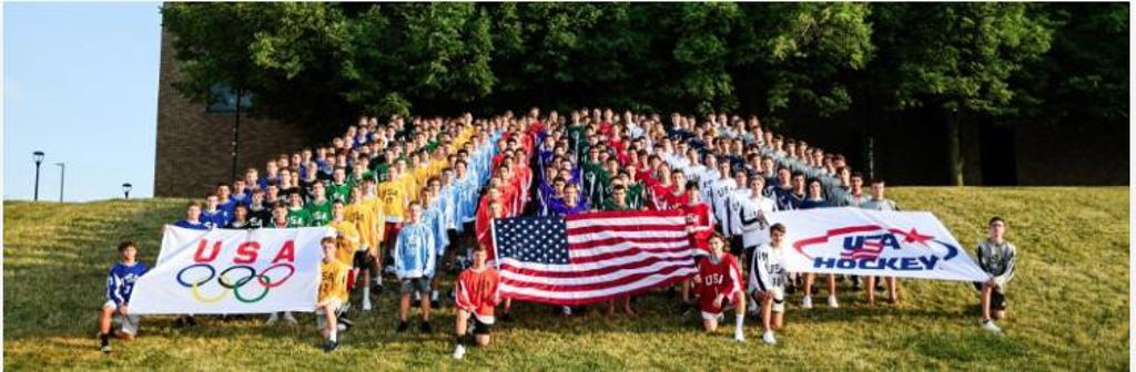 2018 USA Hockey Player Development Camp