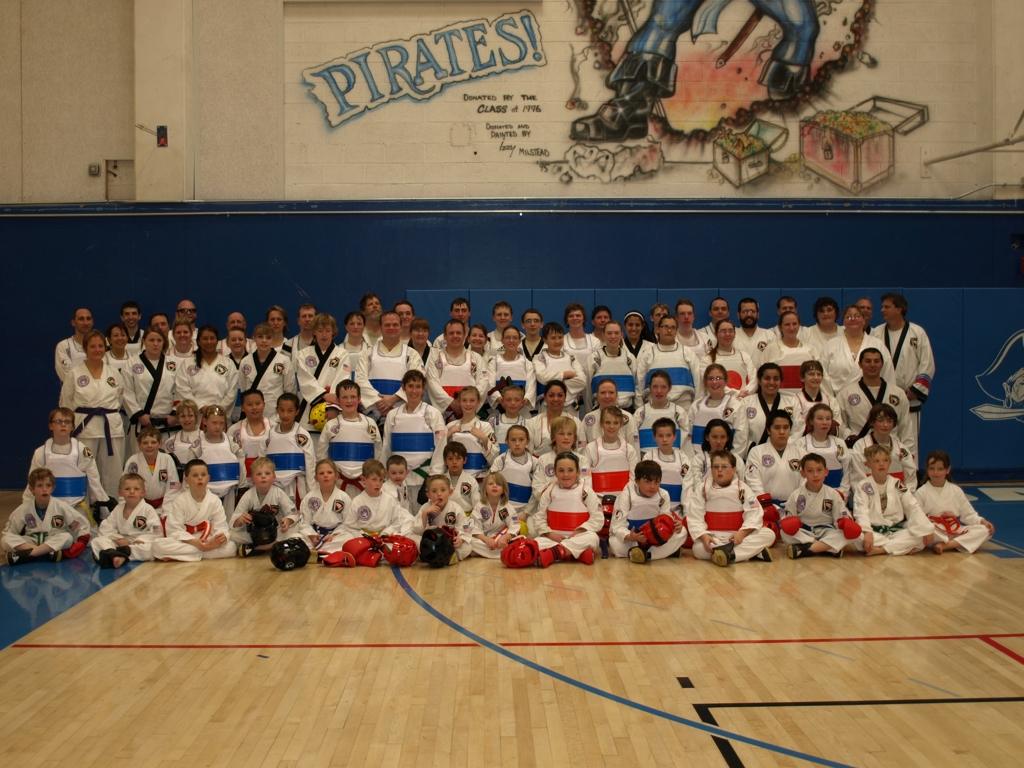 CTI Masters Seminar - One-Step Sparring / Free Sparring