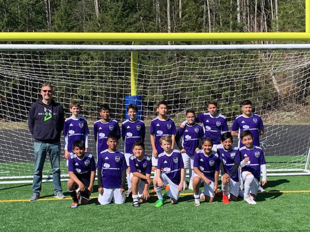 Boys 2005 Spring 2019 League Champions