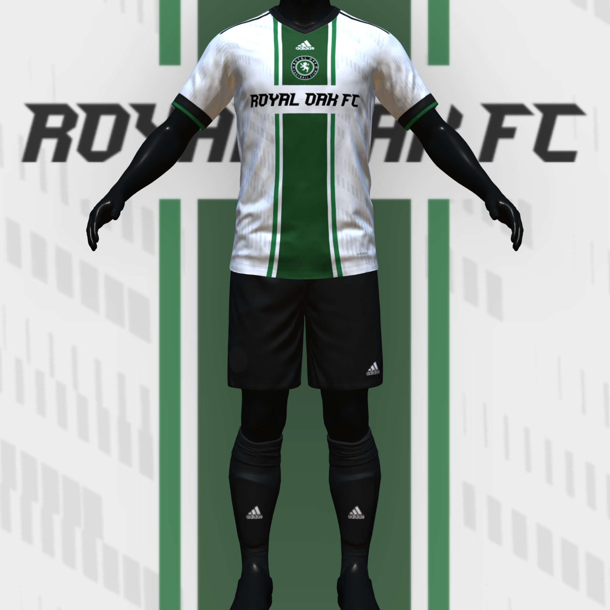 ROFC Home Jersey Kit