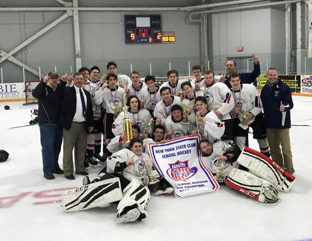 State Club Small School Champions!