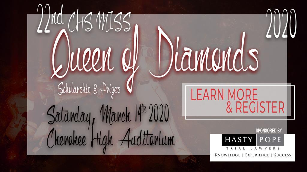 2020 Queen of Diamonds