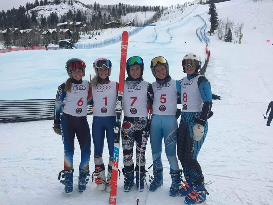 Rocky Mountain Ski Racing FIS Women