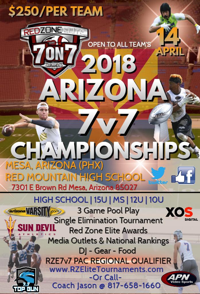 RZE7v7 Arizona Championships
