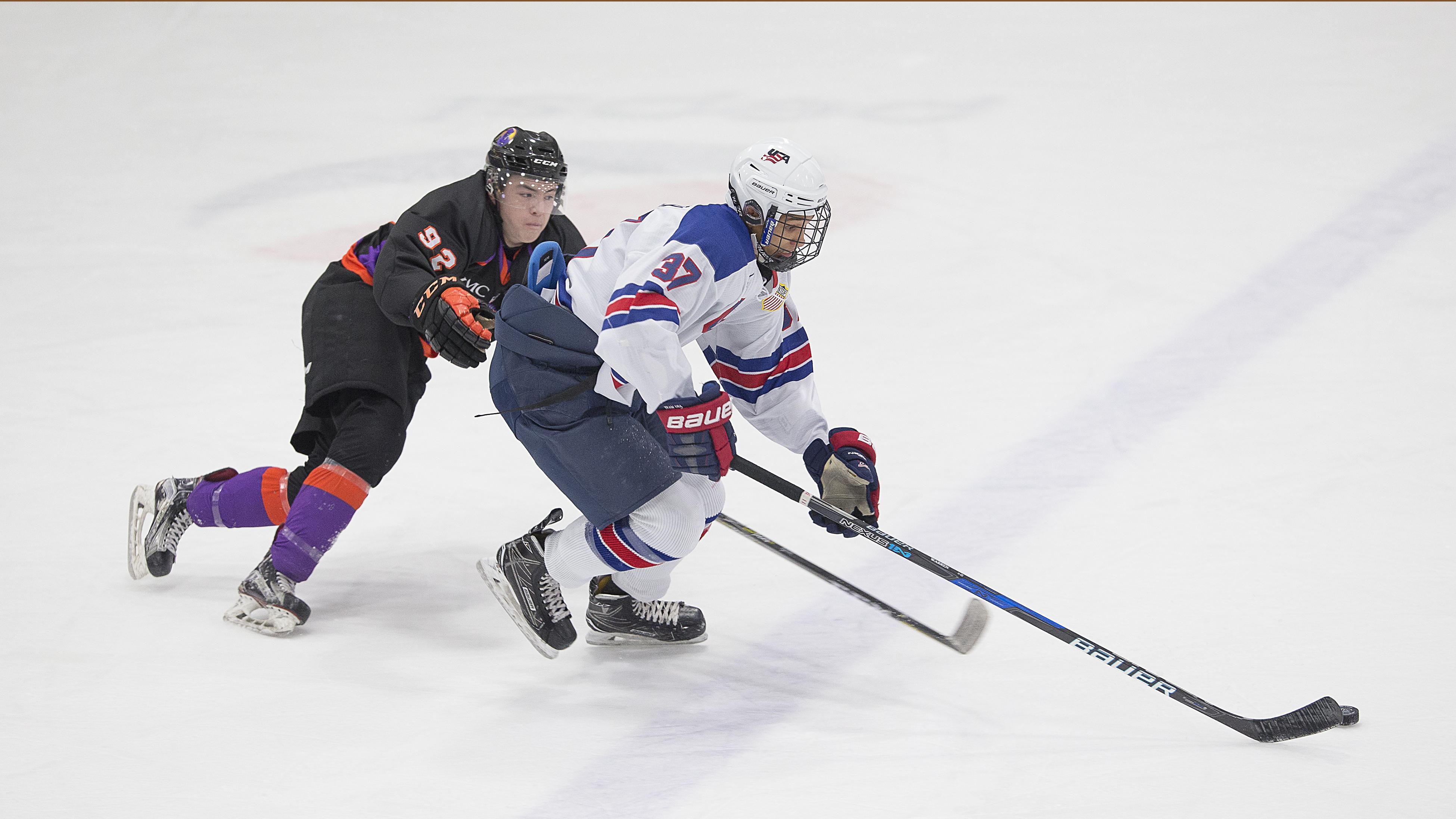 USHL: U17s Fall To Youngstown, 6-1