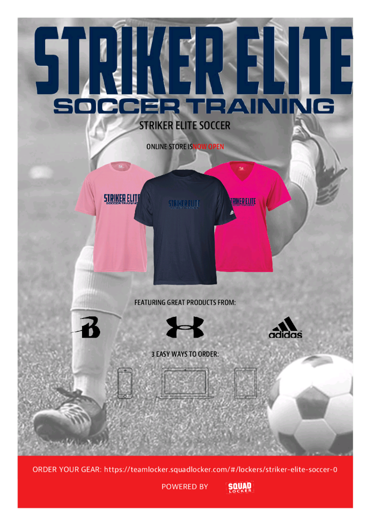 Striker Elite Apparel