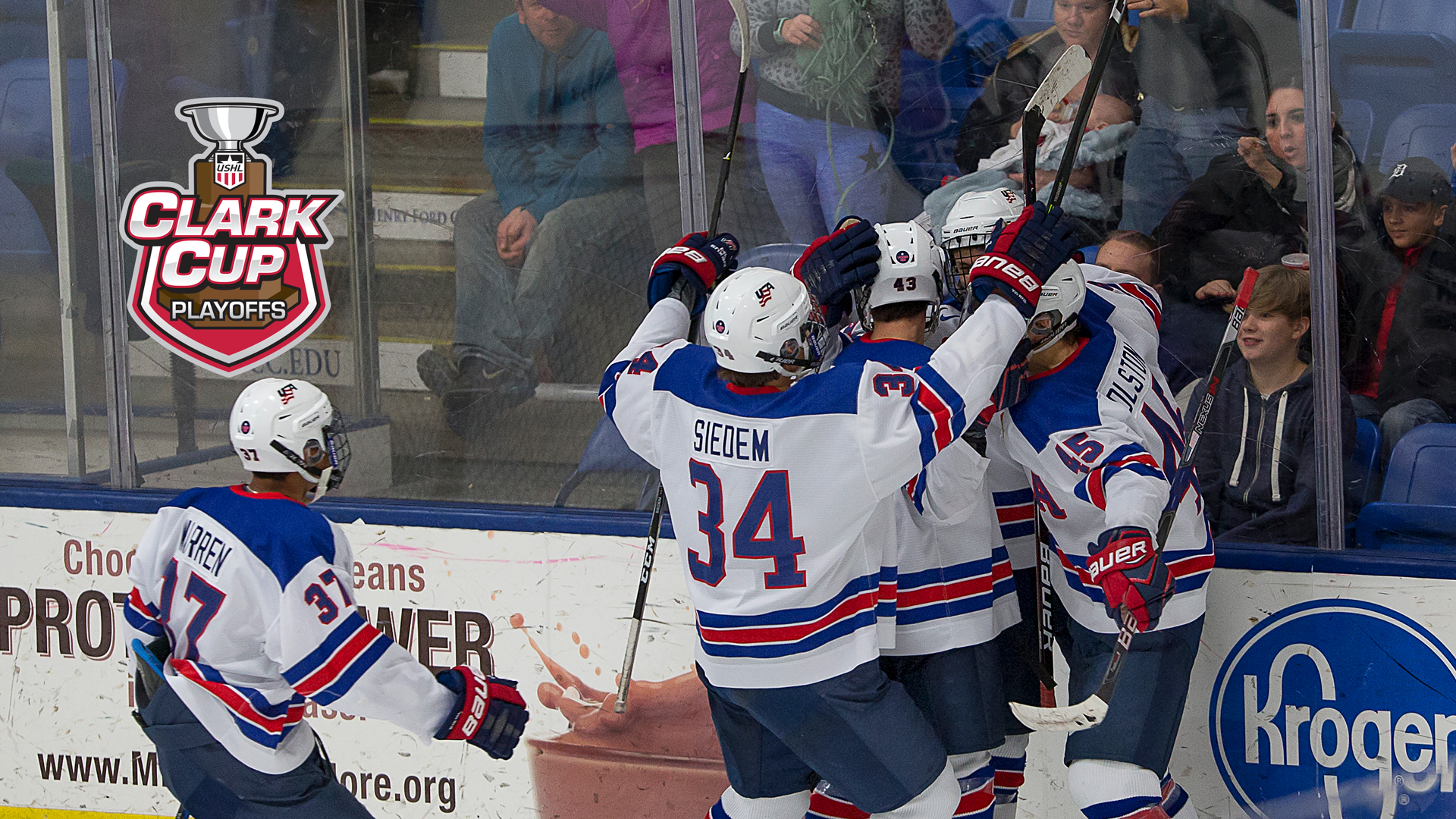 Ntdp Announces Ticket Information For 2018 Clark Cup Playoffs