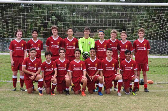 TSYSA Liverpool FC 02 Boys Barnes