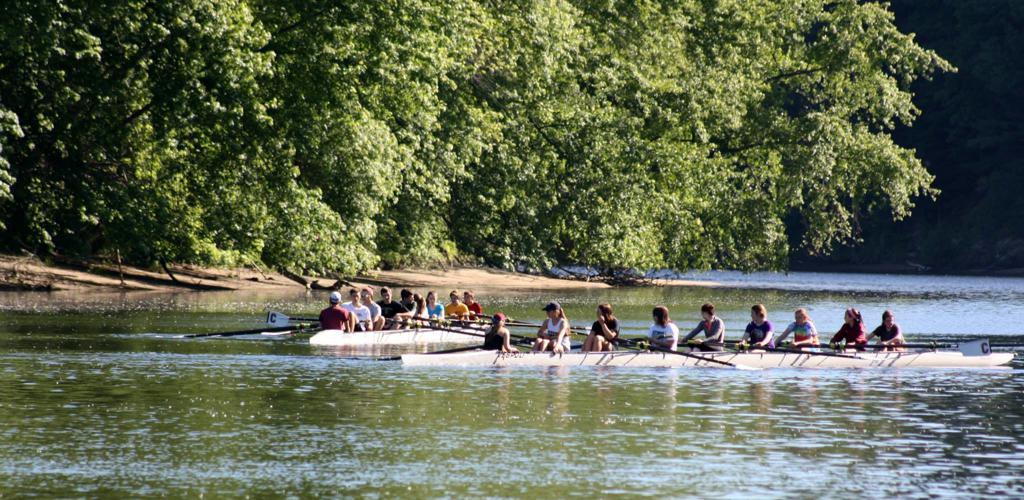 Concord Crew Learn to Row