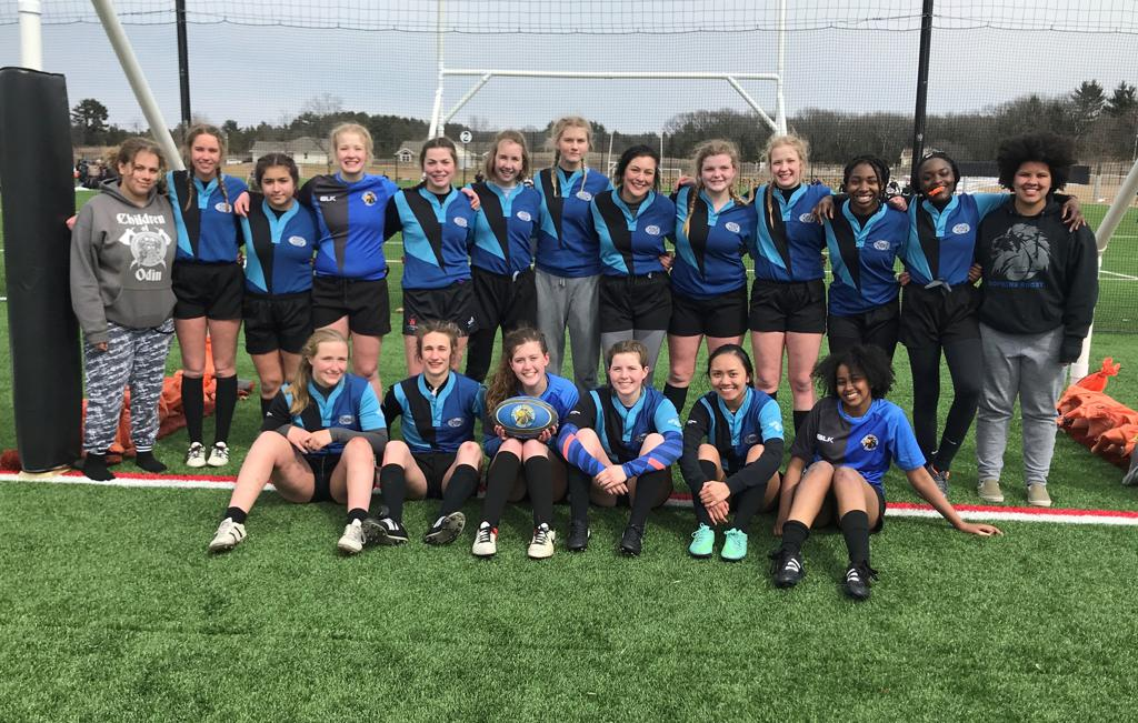 Hopkins Girls at 2018 WI Dells Border Battle Tournament