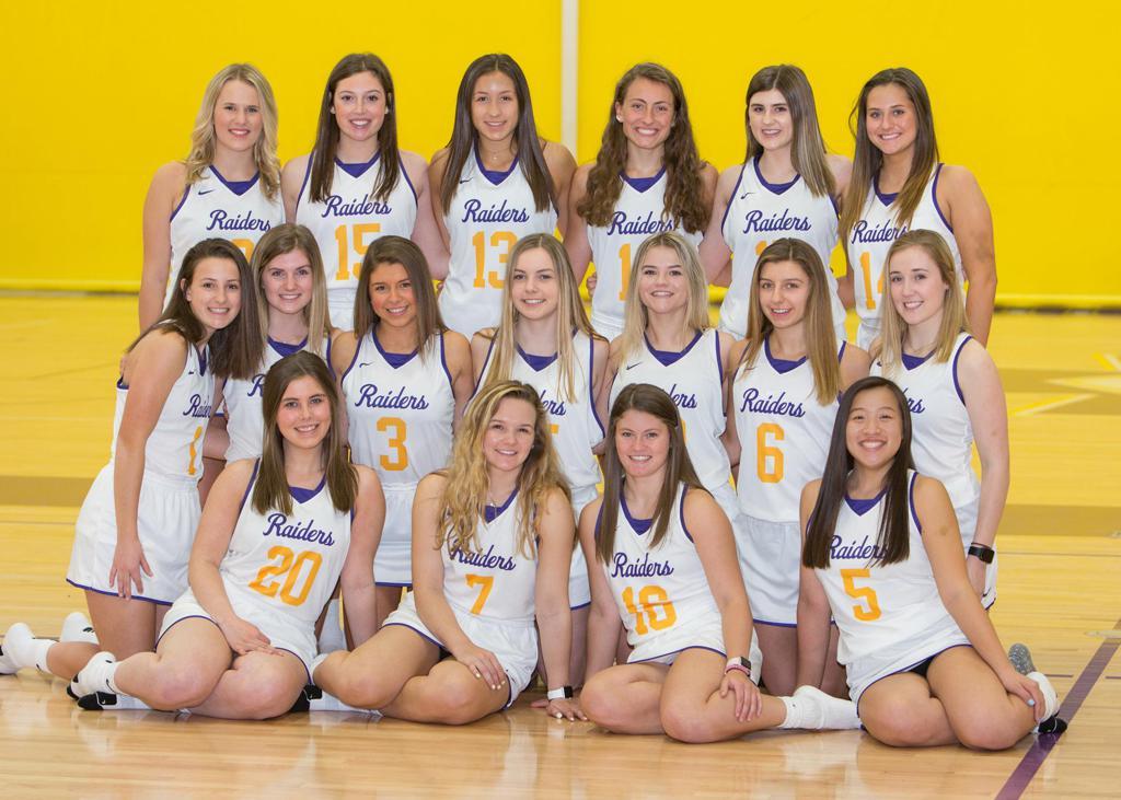 Girls Lacrosse Team 2018