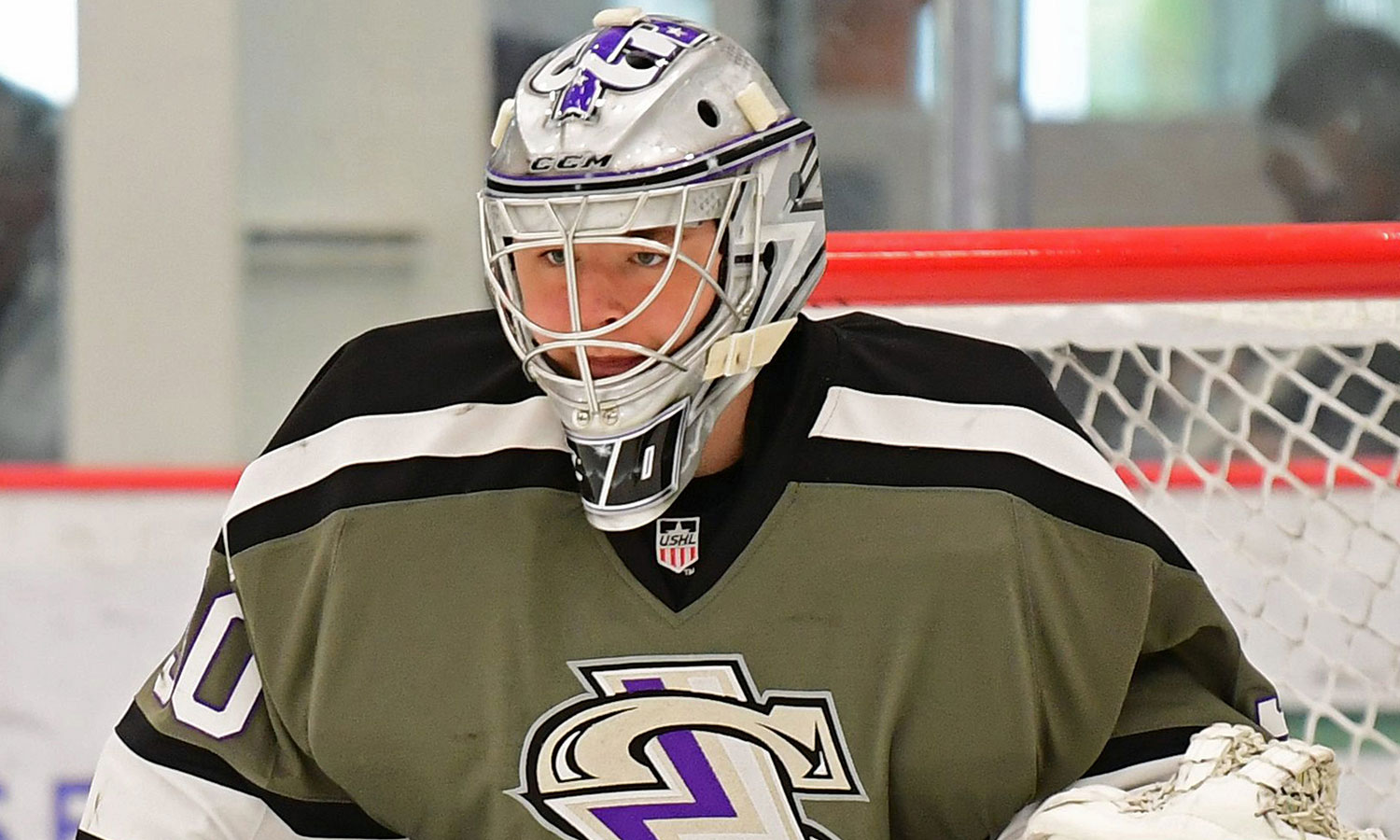 USHL: Filip Larsson Named Goaltender Of The Year